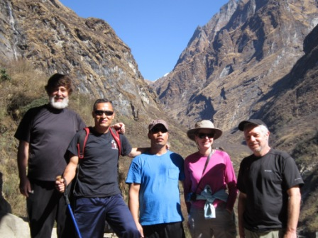 Annapurna Base camp 2012