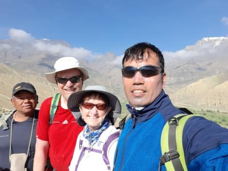 Mustang Adventure Himalaya Trekking